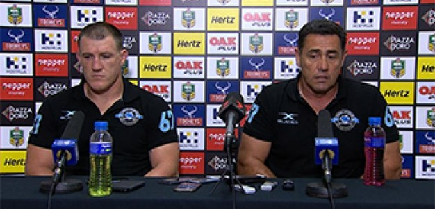 Sharks press conference: Round 7, 2017