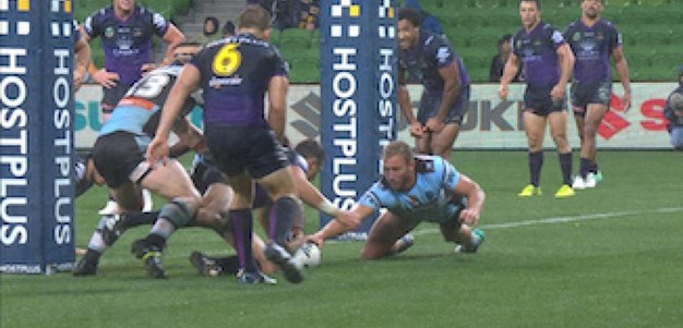 Full Match Replay: Melbourne Storm v Cronulla-Sutherland Sharks (2nd Half) - Round 6, 2017