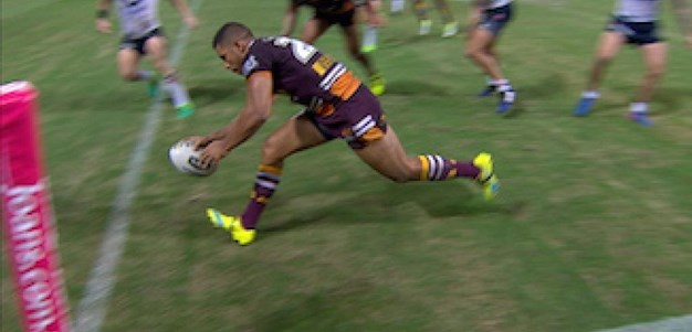 Full Match Replay: Brisbane Broncos v Sydney Roosters (2nd Half) - Round 6, 2017