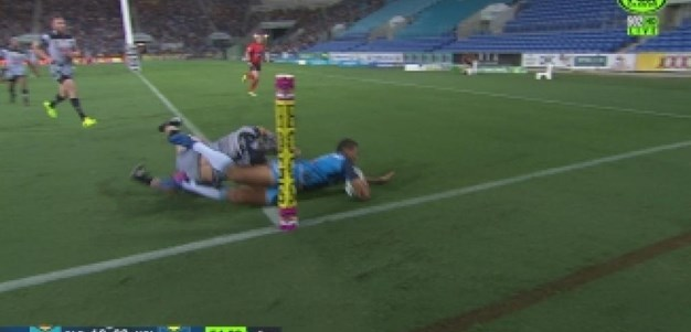 Rd 4 TRY: Tyrone Roberts-Davis (55th min)