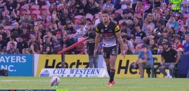 Rd 4: PENALTY GOAL Nathan Cleary (45th min)