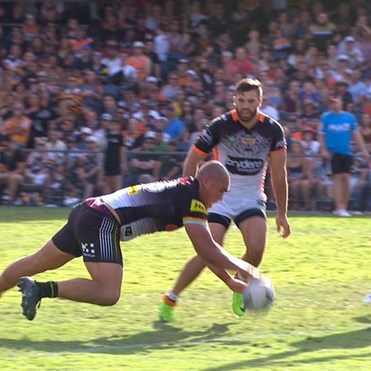 Full Match Replay: Wests Tigers v Penrith Panthers (2nd Half) - Round 2, 2017