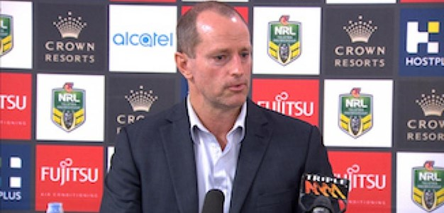 Rabbitohs press conference: Round 4, 2017