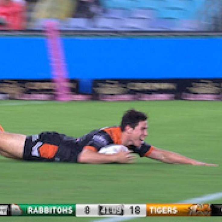 Full Match Replay: South Sydney Rabbitohs v Wests Tigers (2nd Half) - Round 1, 2017
