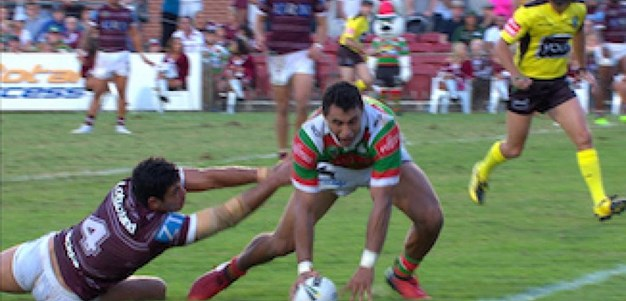 Sea Eagles v Rabbitohs - Round 2, 2017