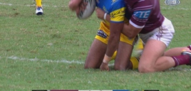 Rd 1 TRY: Bevan French (26th min)