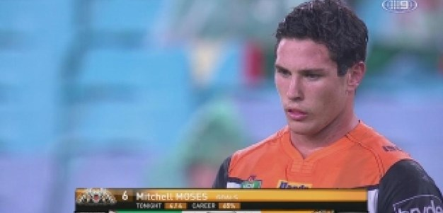 Rd 1: GOAL Mitchell Moses (54th min)