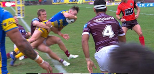Full Match Replay: Manly-Warringah Sea Eagles v Parramatta Eels (2nd Half) - Round 1, 2017