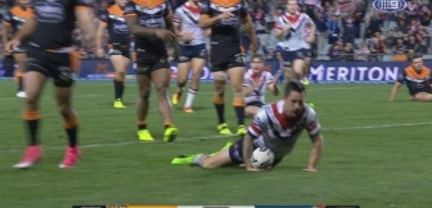 Rd 14: TRY Mitchell Pearce (44th min)
