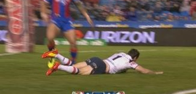 Rd 20: TRY Anthony Minichiello (2nd min)