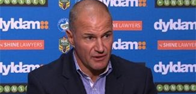 Rd 19 Press Conference: Eels