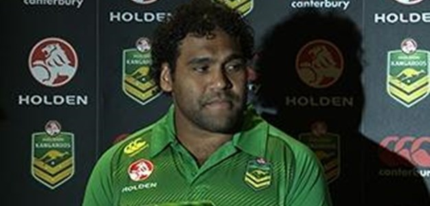 Thaiday excited for Ben Hunt