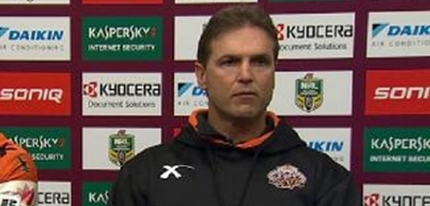 Rd 18 Press Conference: Wests Tigers