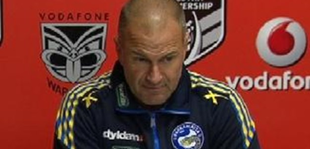 Rd 18 Press Conference: Eels