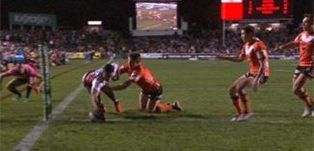 Rd 18: Sea Eagles v Wests Tigers (1)