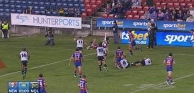 Rd 15: TRY Dane Gagai (66th min)