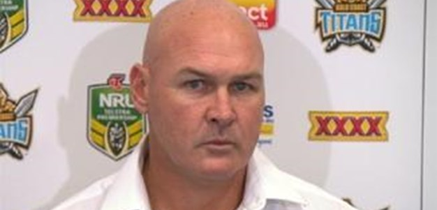 Rd 15 Press Conference: Dragons