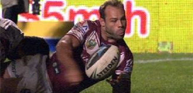 Rd 16 Magic Moment: Sea Eagles v Roosters
