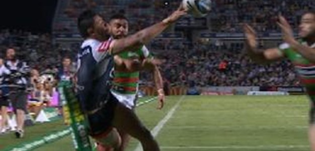 Full Match Replay: North Queensland Cowboys v South Sydney Rabbitohs (1st Half) - Round 16, 2014