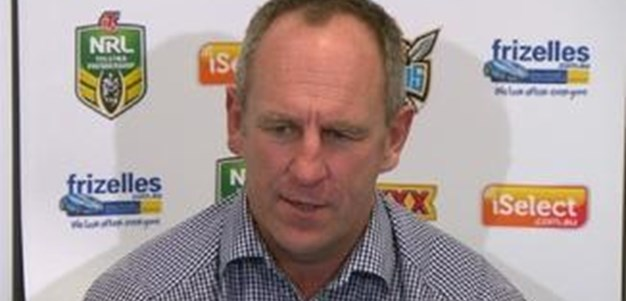 Rd 15 Press Conference: Titans