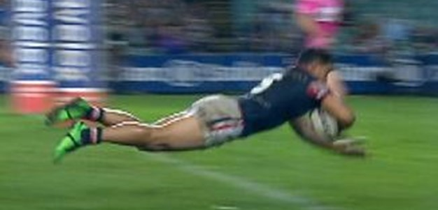 Full Match Replay: Sydney Roosters v Newcastle Knights (2nd Half) - Round 14, 2014