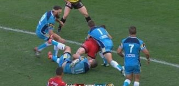 Rd 15: TRY Josh Dugan (32nd min)