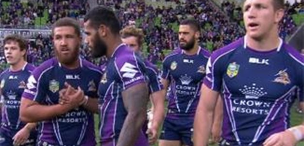 Full Match Replay: Melbourne Storm v Parramatta Eels (2nd Half) - Round 15, 2014