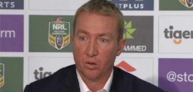 Rd 13 Press Conference: Roosters