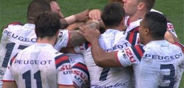 Full Match Replay: Melbourne Storm v Sydney Roosters (1st Half) - Round 13, 2014