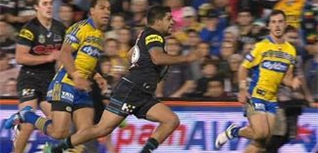 Full Match Replay: Penrith Panthers v Parramatta Eels (2nd Half) - Round 12, 2014