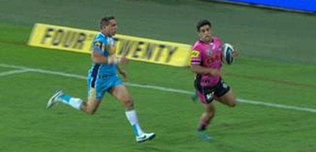 Full Match Replay: Gold Coast Titans v Penrith Panthers (2nd Half) - Round 13, 2014