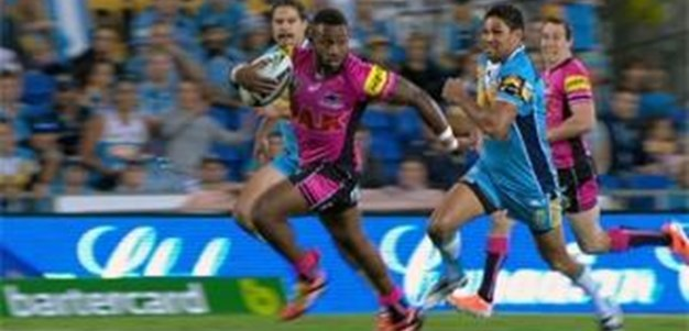 Full Match Replay: Gold Coast Titans v Penrith Panthers (1st Half) - Round 13, 2014