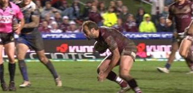 Full Match Replay: Manly-Warringah Sea Eagles v Canterbury-Bankstown Bulldogs (2nd Half) - Round 13, 2014