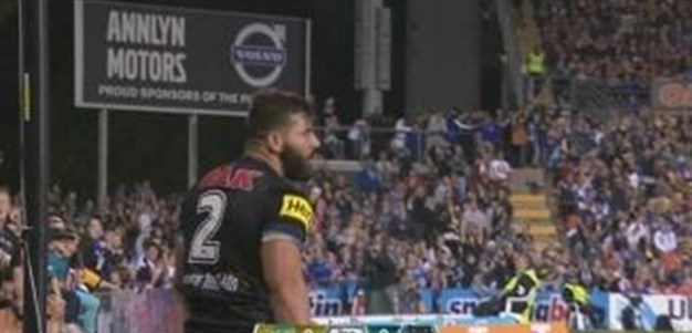 Rd 12: TRY Josh Mansour (5th min)