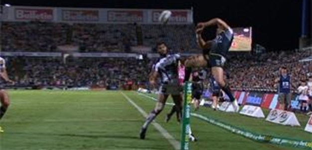 Rd 12 Magic Moment: Cowboys v Storm