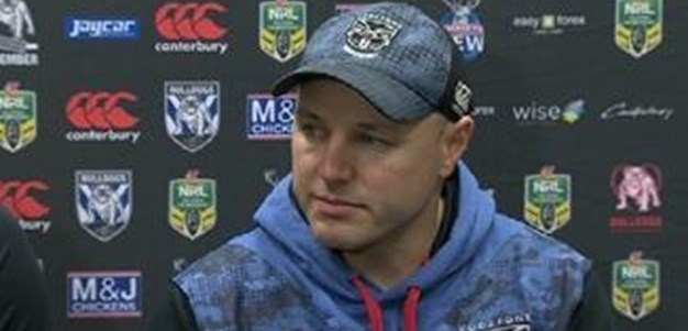 Rd 10 Press Conference: Warriors