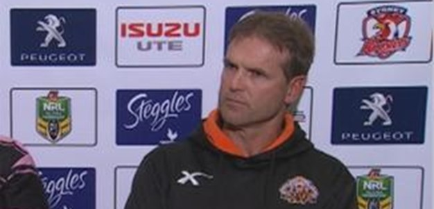 Rd 9 Press Conference: Wests Tigers