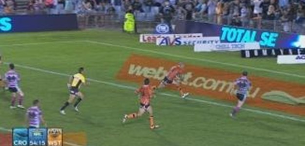 Rd 10: TRY Cory Paterson (55th min)