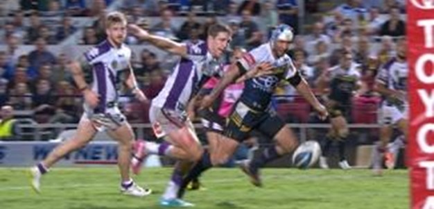 Full Match Replay: North Queensland Cowboys v Melbourne Storm (2nd Half) - Round 12, 2014