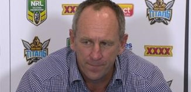Rd 9 Press Conference: Titans