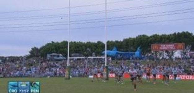 Rd 8: GOAL Jamie Soward (74th min)