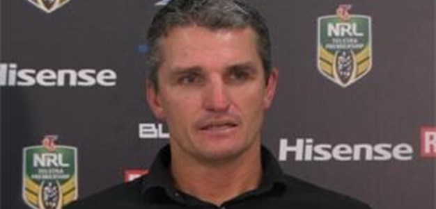 Rd 8 Press Conference: Panthers