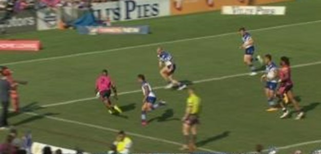 Rd 1: TRY George Jennings (28th min)