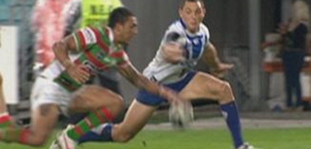Full Match Replay: Canterbury-Bankstown Bulldogs v South Sydney Rabbitohs (2nd Half) - Round 13, 2012