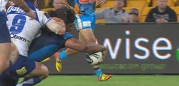Full Match Replay: Canterbury-Bankstown Bulldogs v Gold Coast Titans (2nd Half) - Round 10, 2012