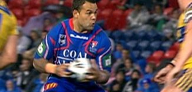 Full Match Replay: Newcastle Knights v Parramatta Eels (2nd Half) - Round 12, 2011