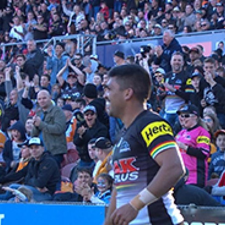 Rd 22: Panthers v Wests Tigers (Hls)