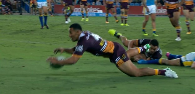 Rd 22: Titans v Broncos - No Try 53rd minute