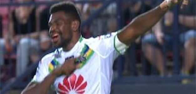Full Match Replay: North Queensland Cowboys v Canberra Raiders (1st Half) - Round 1, 2014