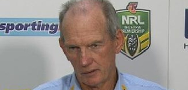 Rd 1: Knights Press Conference